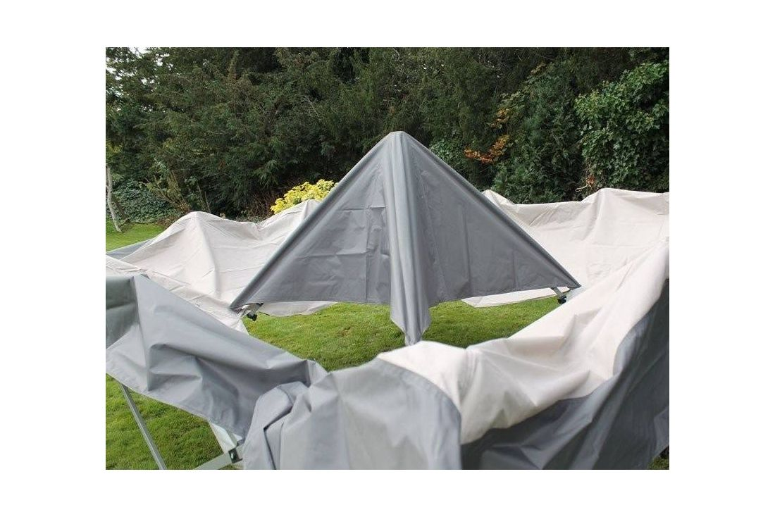 Got It Covered Pop Up Gazebo - Grey