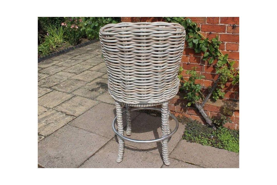 Fiji Swivel Bar Chair
