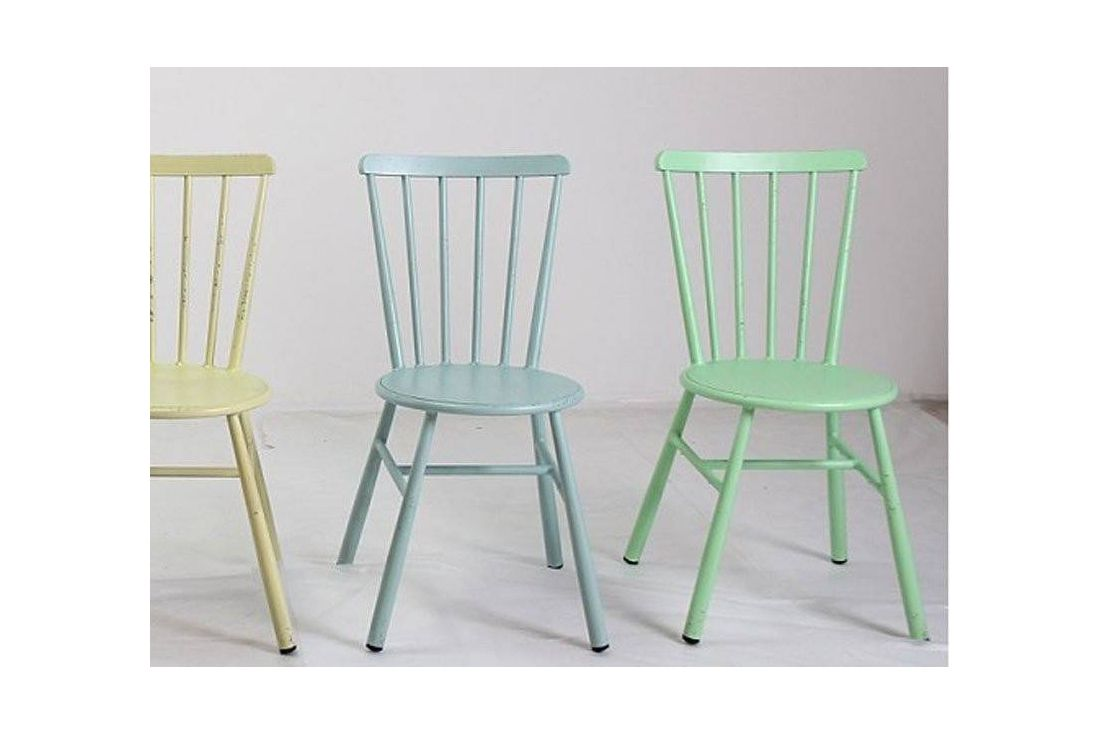 Retro Cafe Dining Chair