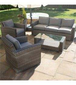 Victoria 3 Seater Sofa Set
