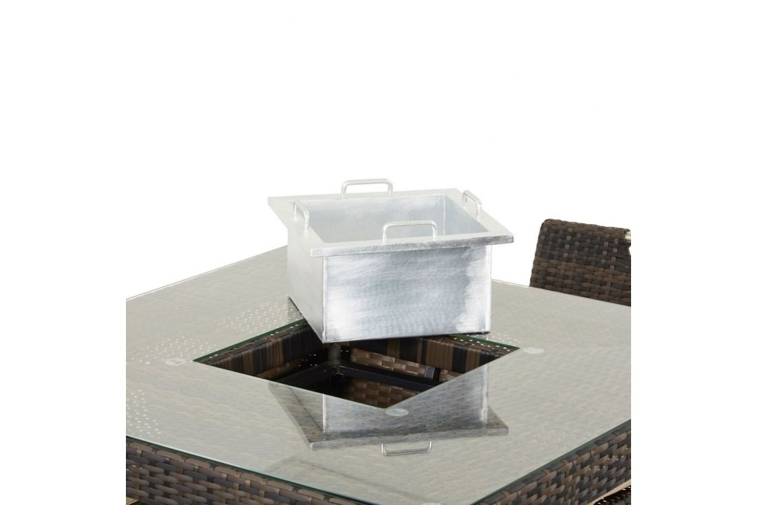 4 Seat Bar Set with Ice Bucket