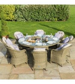 Winchester Heritage 8 Seater Round