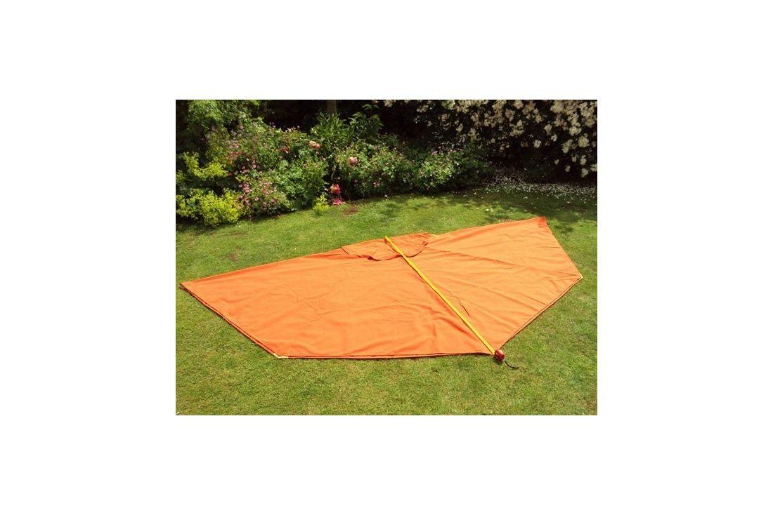 Parasol canopy - 400cm diameter 8 pockets