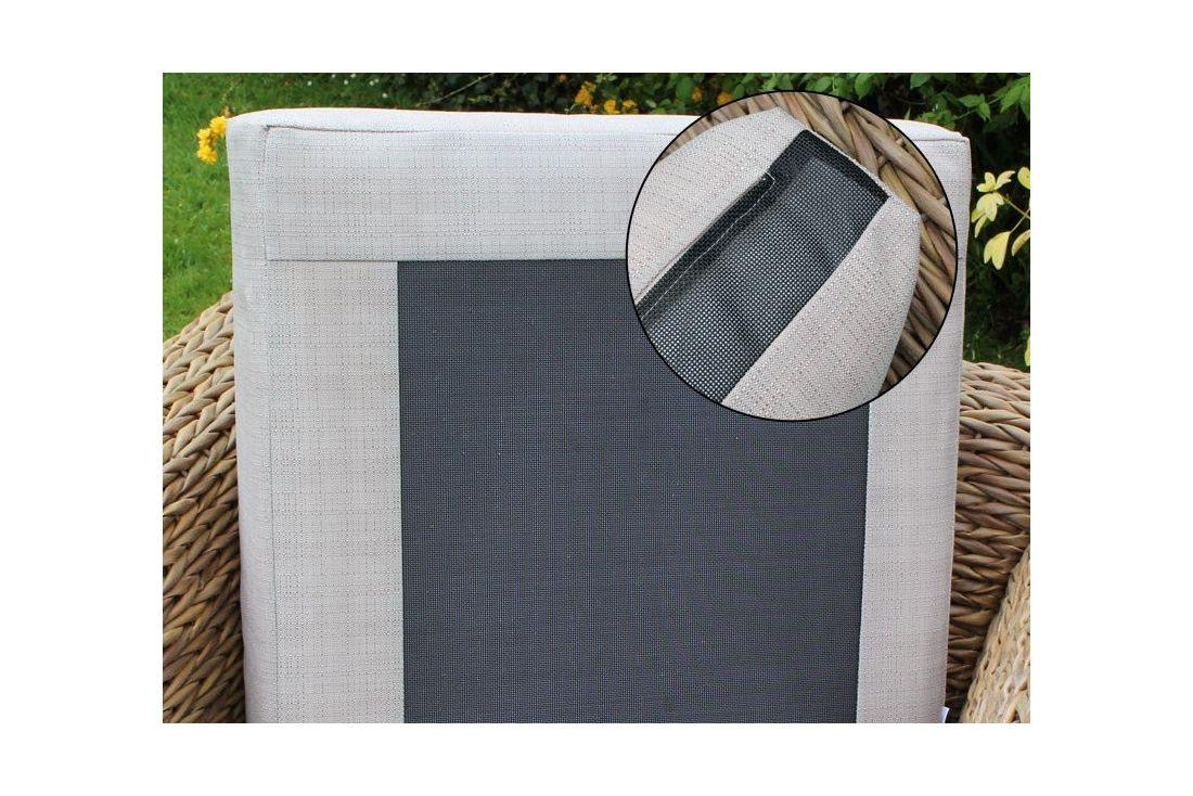 Montana/Fiji Waterproof Outdoor Cushion Set