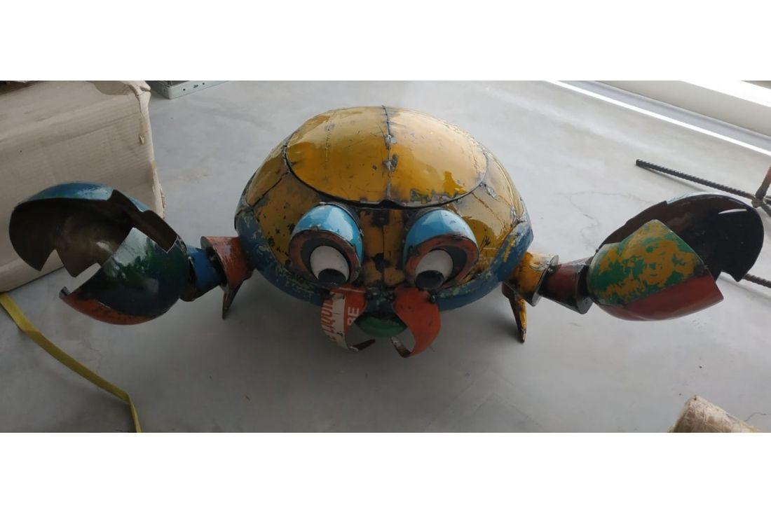 Conrad The Crab