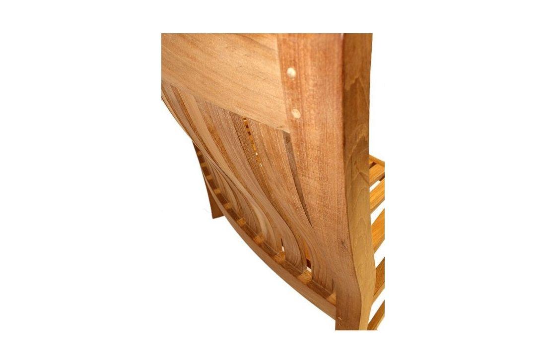 Malvern Curved Bench