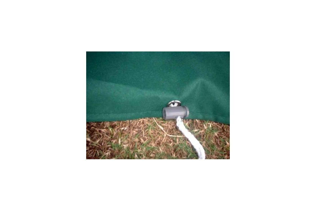 Table weather cover - 250cm rectangular