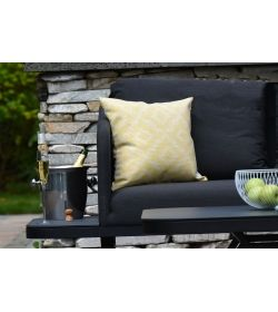 4 Scatter Cushions Santorini Yellow