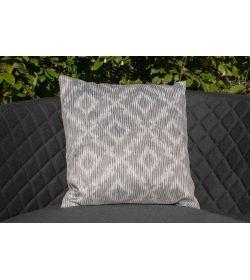 Scatter Cushions x 2 Santorini Grey