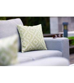 Scatter Cushions x 2  Santorini Green