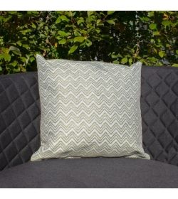 4 Scatter Cushions Polines Green