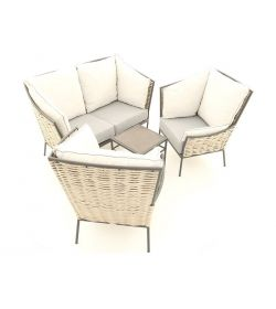 Tahiti Lounge Set