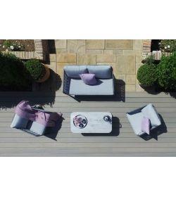 Portofino 2 Seat Sofa Set