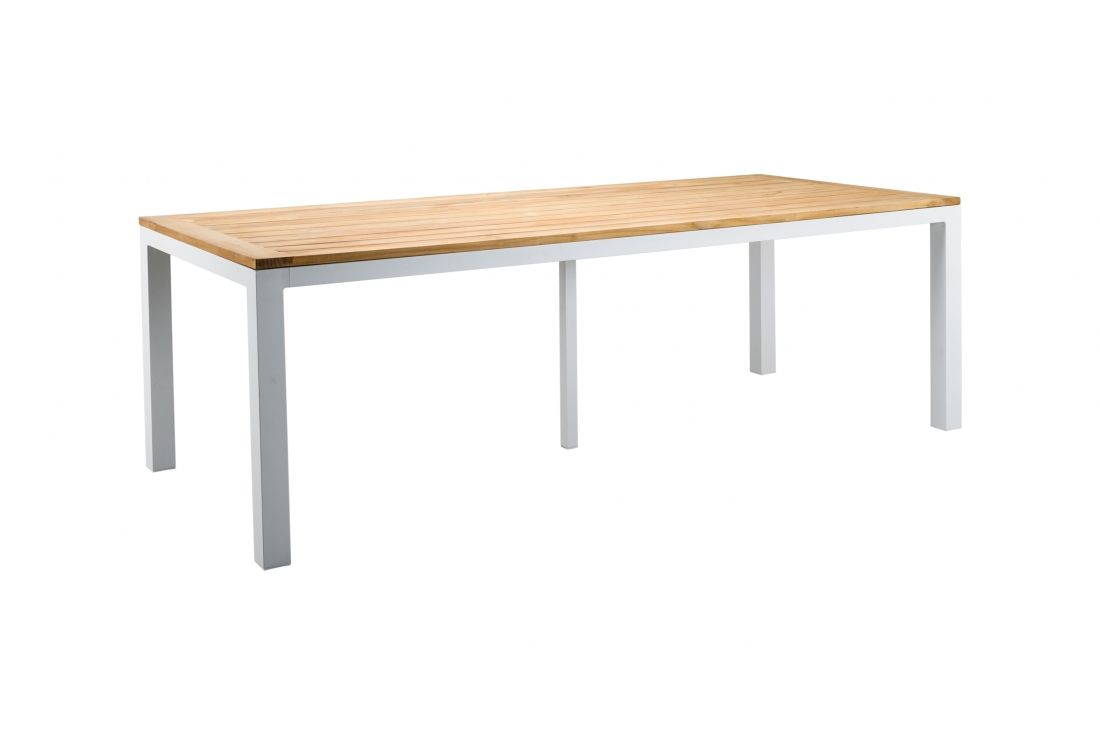 Matt White Table
