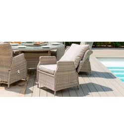 Cotswold 2 Seat Lounge Set
