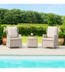 Cotswold 2 Seat Lounge Set