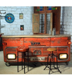 Indian Lorry Bar