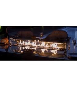 Oxford Venice 6 Seat Oval Fire Pit