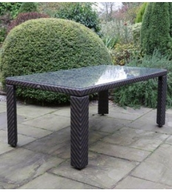 Rattan Paris 1700 Rectangular Table
