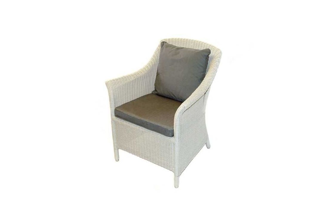 Eco Loom Chair - White
