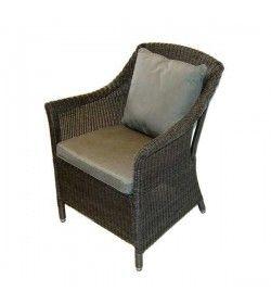 Eco Loom Arm Chair - Charcoal
