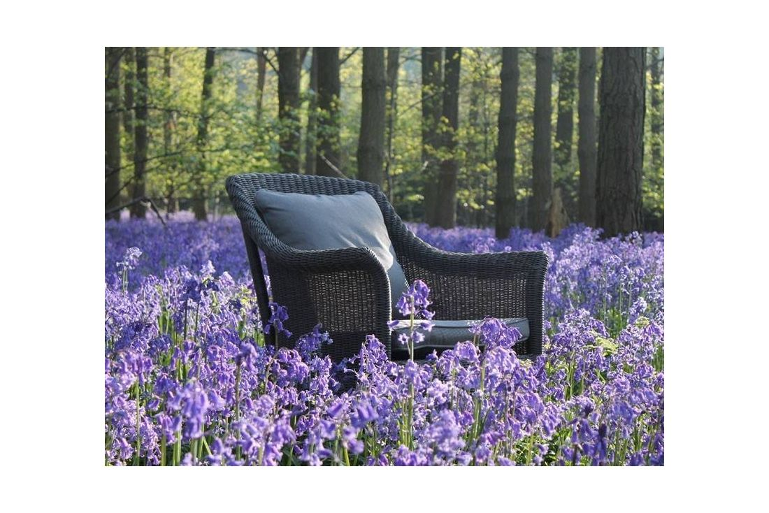Eco Loom Chair - Charcoal