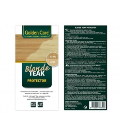 Golden Care - Blonde Teak Protector (1 Litre)