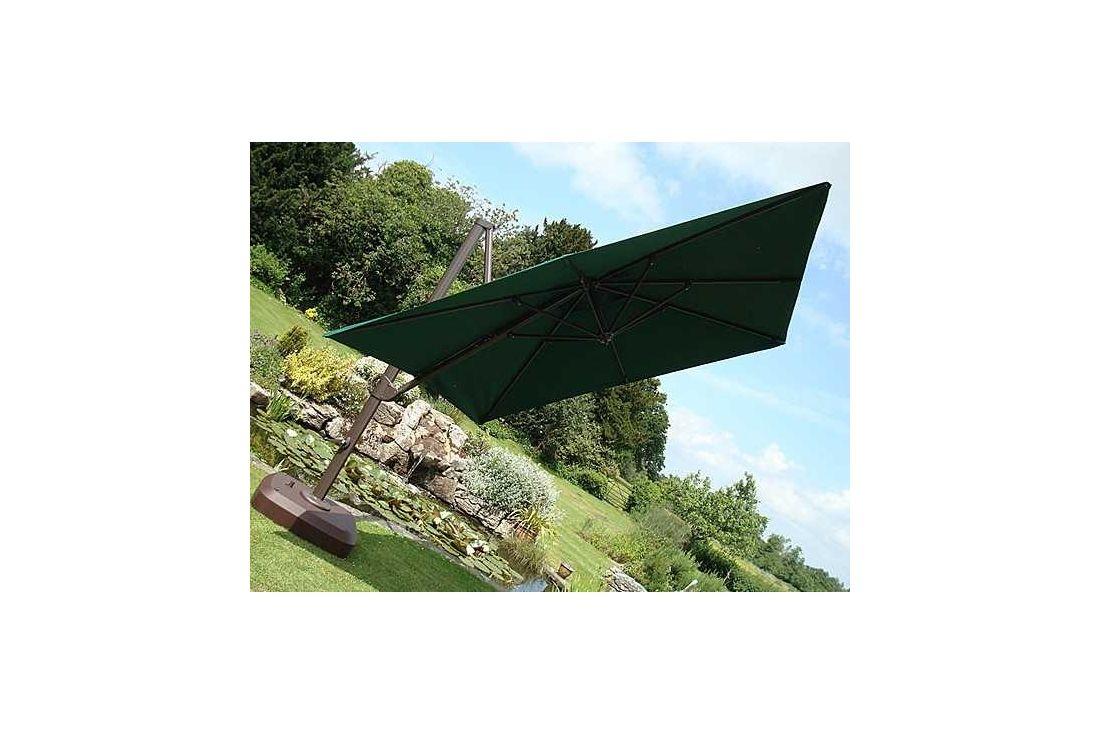 Cantilever Parasol Cover - 300cm Square Canopy