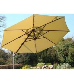 Cantilever parasol canopy - 350cm diameter
