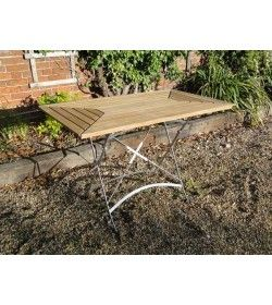Clarence Folding Rectangular Table