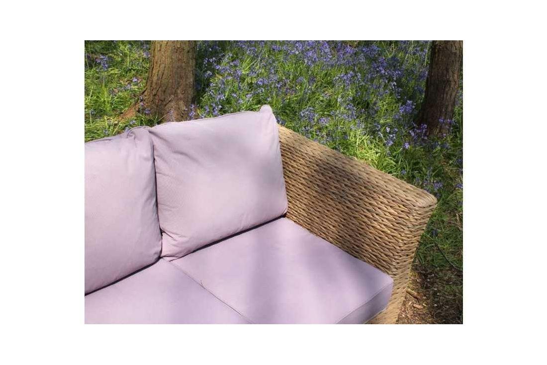 Montana 2 seater sofa suite - outdoor