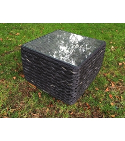 Midnight  Montana side table - outdoor