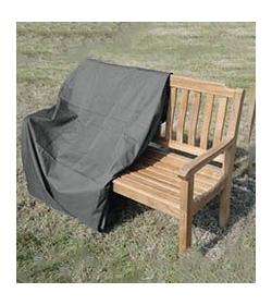 Garden furniture cover - 120cm bench