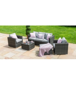 Georgia 3 seater Sofa Set