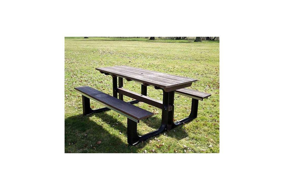 Eco picnic table 1.2m