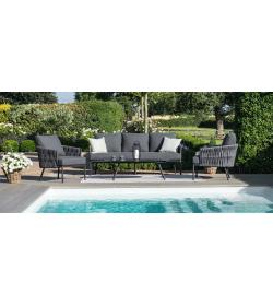Marina 3 Seat Sofa Set
