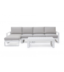 Amalfi Chaise Sofa Set