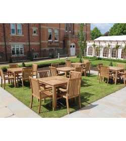Warwick Square Table Set