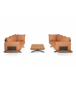 Stockholm Double Sofa set