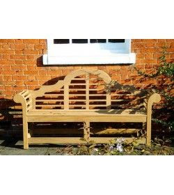 Lutyens 1.9m FSC Approved bench