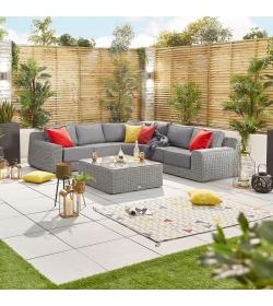 Luxor 2A Corner Sofa Set