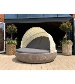 Ethos Pacific Rotating Sun Lounger