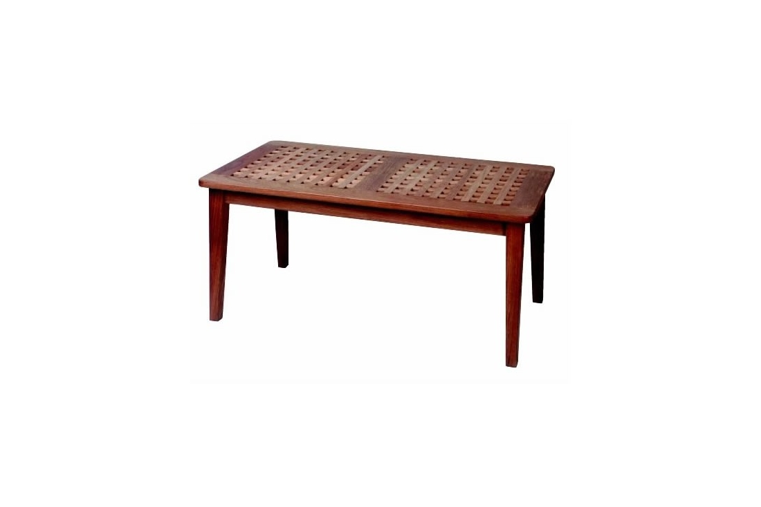 Kensington coffee table - 96cm x 52cm
