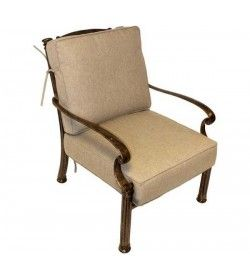 Dynasty Chair Replacement Cushion   Bedrock