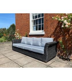 Midnight Montana 4 seater sofa - outdoor