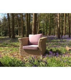 Montana armchair - outdoor