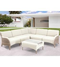 Luxor Corner Sofa Suite