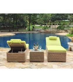 Montana Sun Lounger set
