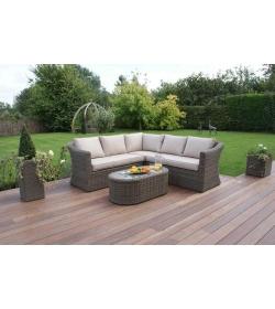 Winchester Small Corner Sofa Set
