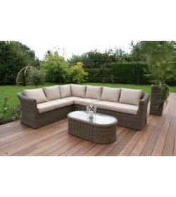 Winchester Large Corner Sofa Set